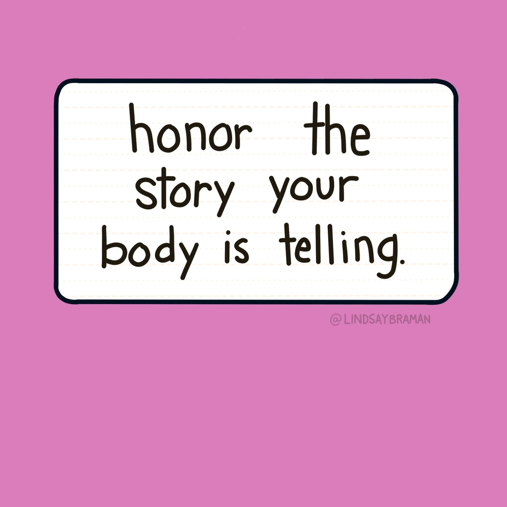 Each body holds a story. What story is your body holding?  #body #selflove #haes #story #counseling #psychology #therapy