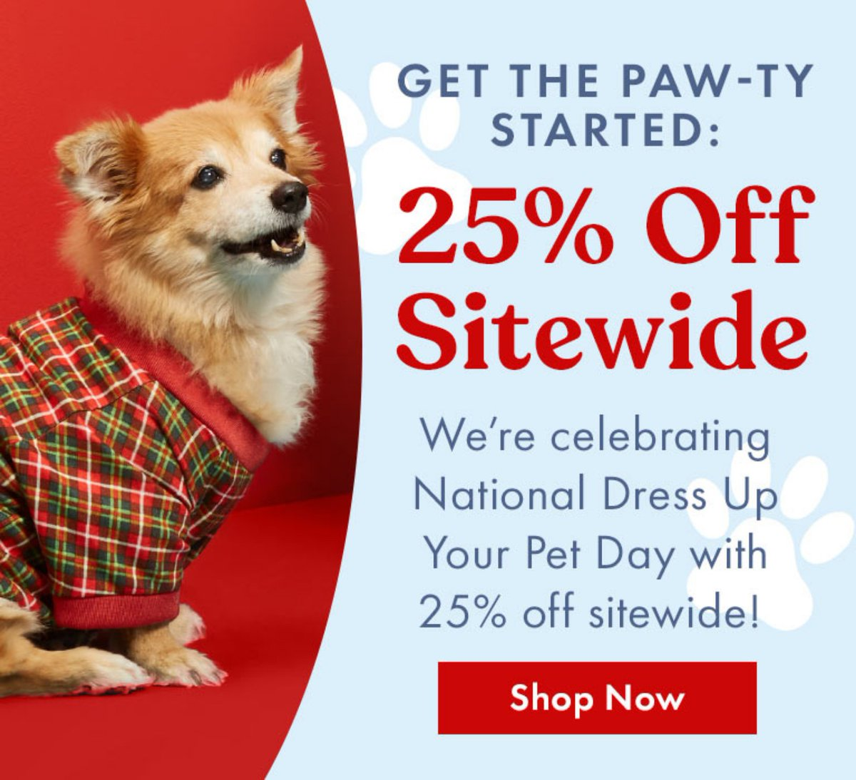 Celebrate National Dress Up Your Pet Day with Modcloth! Save 25% Sitewide. #ad Shop here:  Offer valid 1/13/2021 #womensfashionsale #womensfashion #NationalDressUpYourPetDay