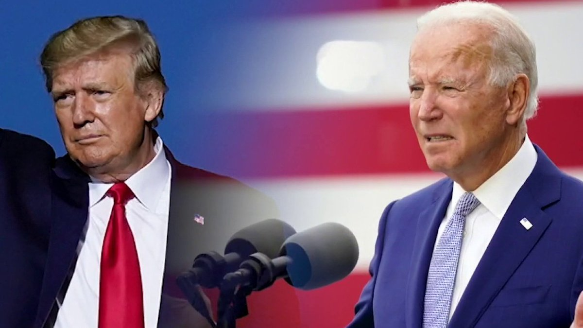 KT McFarland: Only Trump, Biden can fix the Great American Divide ripping us apart – here's how  #news #breaking #fox