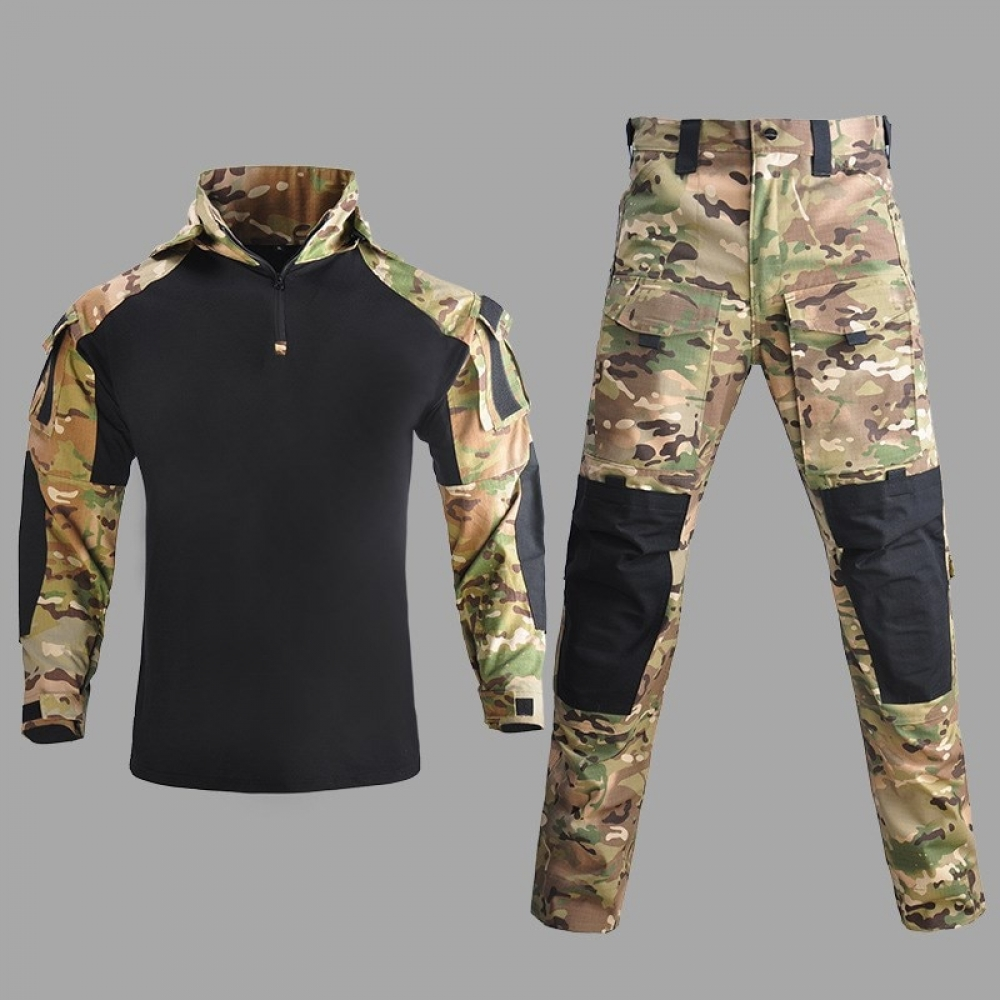 #girls #model #pretty Shirt Pants Cargo Army Clothes Suit Tactical