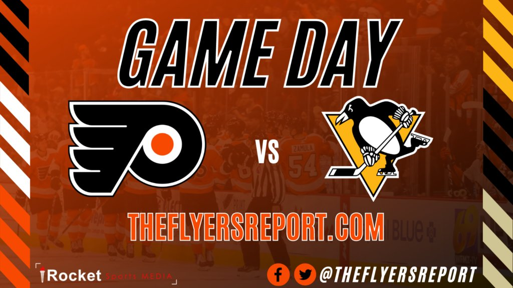 Flyers – Penguins: Ready For Round Two | GAME PREVIEW