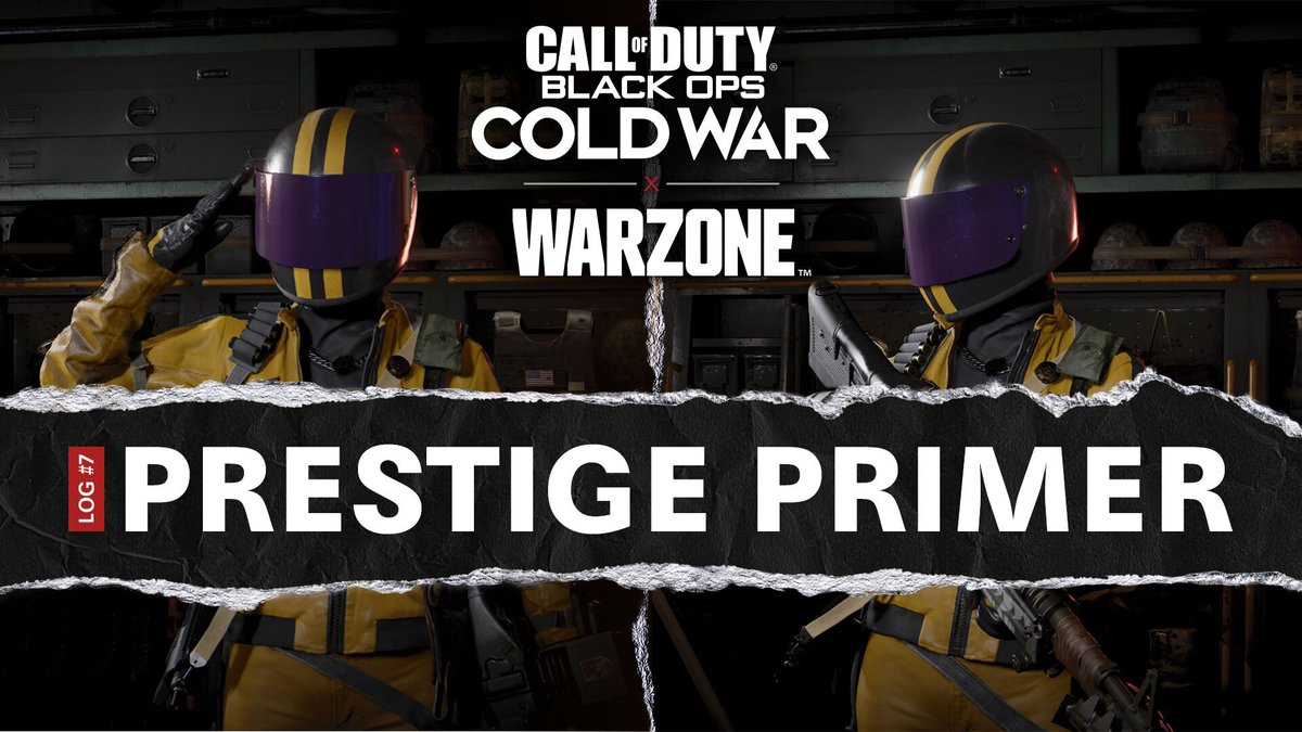 Destroy the undead hordes with ease. 🧟♂️  Get the intel you need to take on #BlackOpsColdWar Zombies Free Access Week with the latest Prestige Primer.