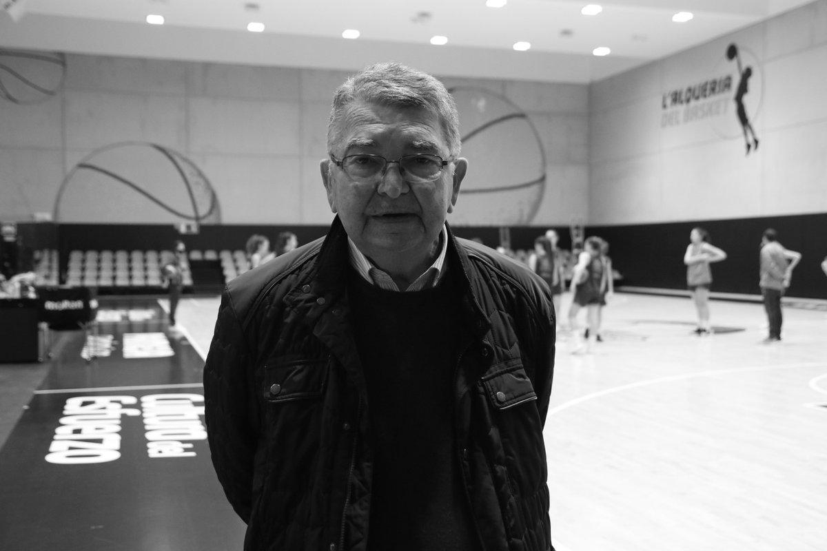 Triste noticia la pérdida de Miki Vukovic, nuestras condolencias y un fuerte abrazo a su familia y a la de @valenciabasket 🏀