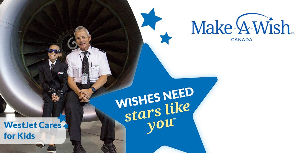 We are grateful for the support of our dedicated and passionate corporate partners who help make life-changing wishes possible. Is your company interested in becoming a Make-A-Wish supporter? Visit  to learn more about partnering with #MakeAWish.