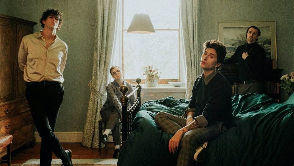 "NEW MUSIC: @HoldingAbsence share stirring second single ""Afterlife"""