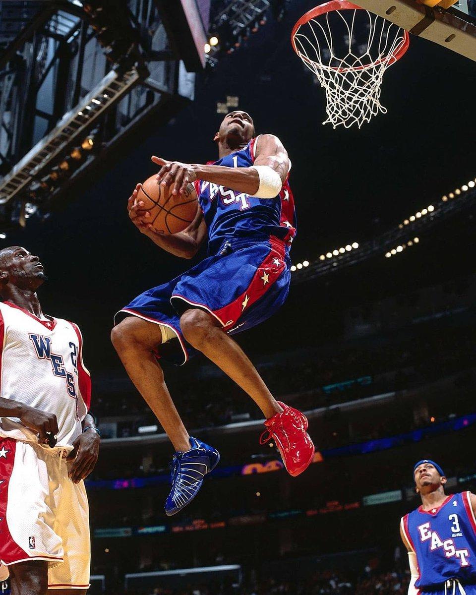 Replying to @SLAMKicks: Mac, a spirit descended from the basketball heavens.