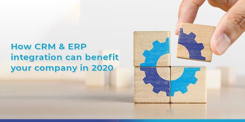 How CRM and ERP integration can benefit your company in 2020:  #TechForGood #dataintegration #software #technology #DigitalTransformation #BigData #Powertointegrate #automation #technologysolutions #SoftwareEngineering #DataScience #CustomerExperience #IoT