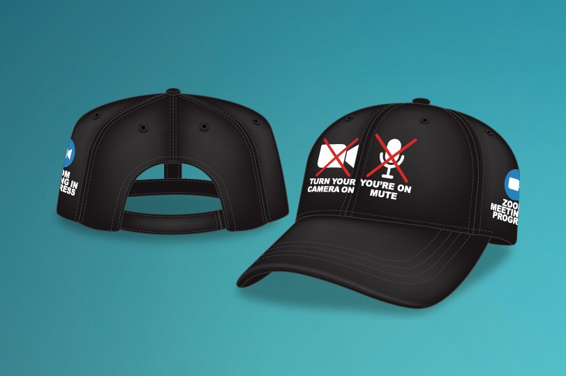 It's National Hat Day! To celebrate, check out a few hats we've done for our customers. #NationalHatDay