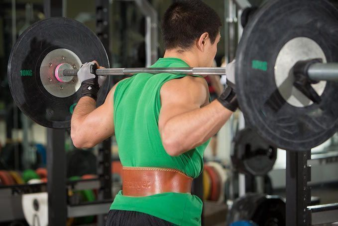 Weight Lifting Belts: Do They Work & Should You Use One? -  #gym #fitness