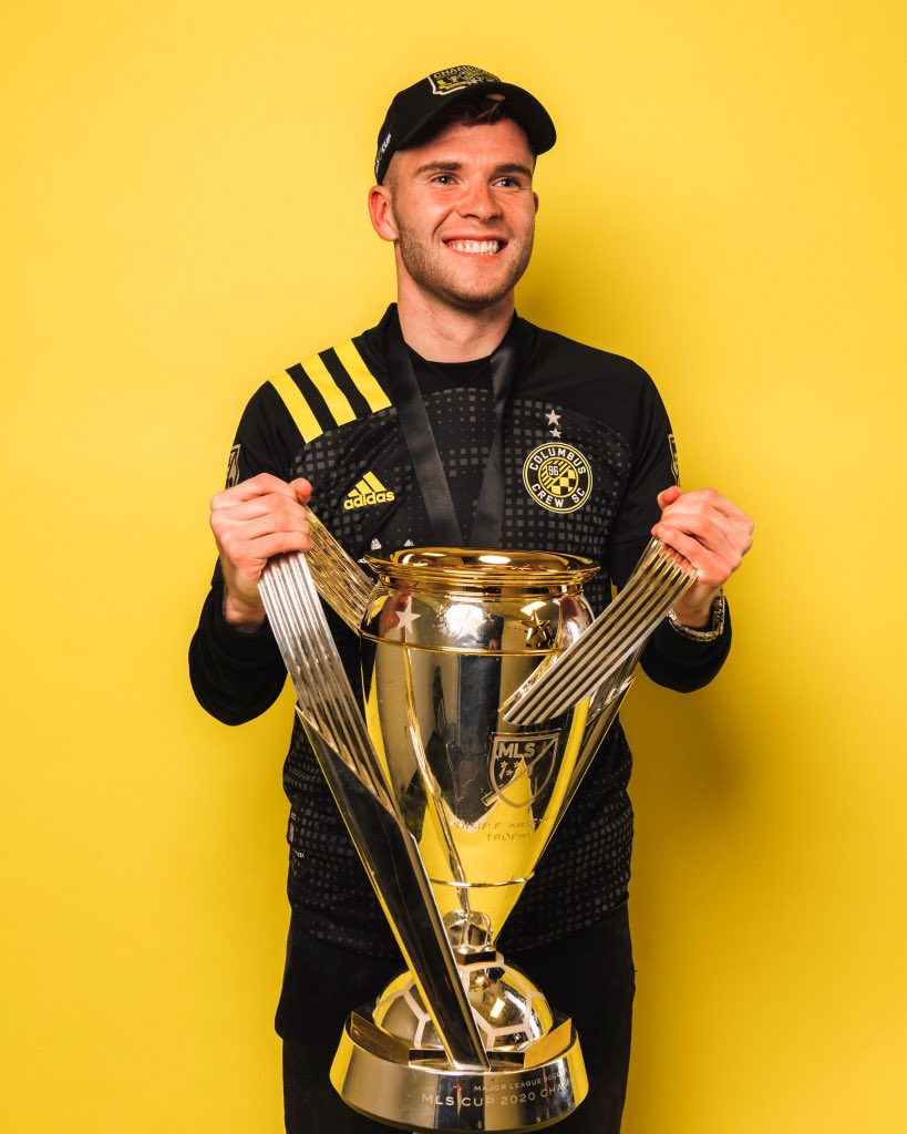 Thank you Columbus 🏆 what a city, what a team and all the best for the future 💛🖤  @ColumbusCrewSC