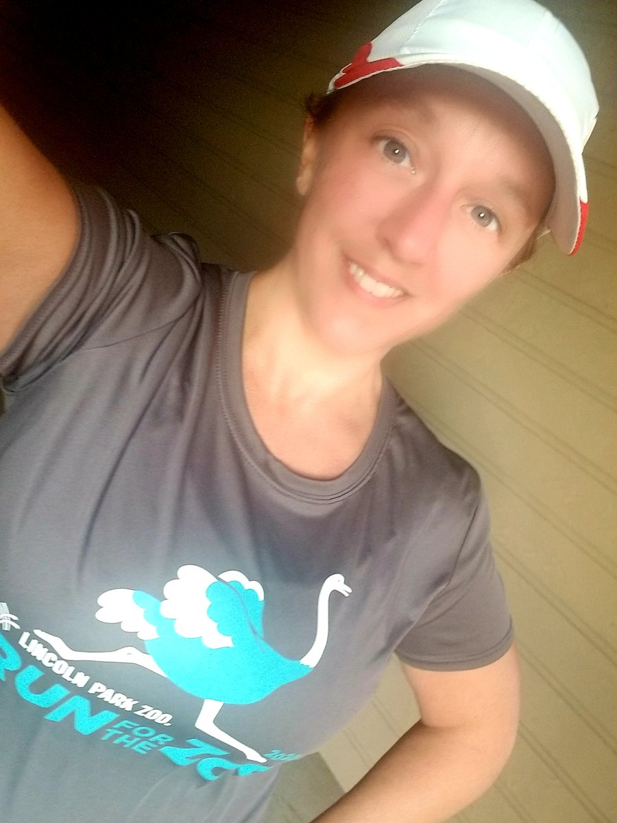 @weatherchannel I rock my hat running! #GetIntoTheOutThere #NationalHatDay