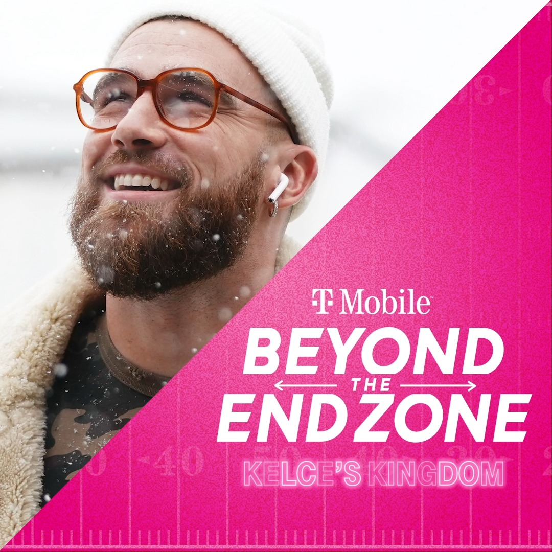 Ayyyyy! Who's fired up for some playoff football? Catch up with me on @TMobile's Beyond the Endzone with @TaylorRooks today!  Watch here:  #ad