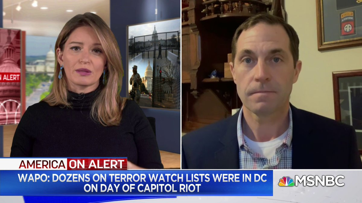 """. @RepJasonCrow: """"It doesn't matter whether someone is a member of Congress or not, if they committed a crime or were involved in a crime, they will be held accountable for that."""""""