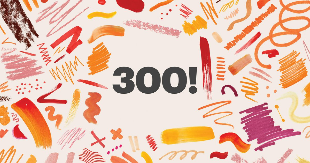 I just made 300 sales. Very humbled and grateful for the support! #etsy #handmade #etsyfinds #etsygifts