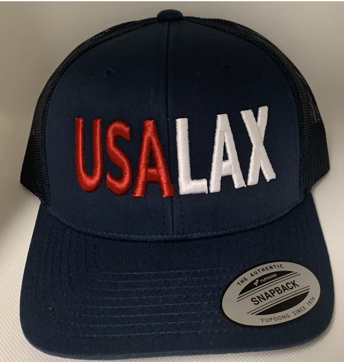 In honor of National Hat day!  Stop in and see our selection of quality SnapBack and Trucker hats #nationalhatday #lacrosse