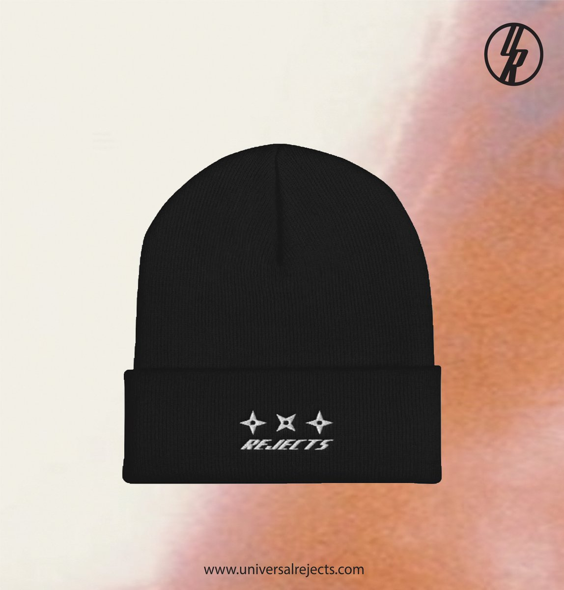 Universal Reject Beanies available online now!! #NationalHatDay