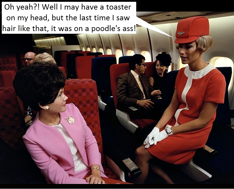 #hair #hairstyle #barber #haircut #clothes #fashion #style #Flashback #comedy #lol #humor #funny #joke #weird #dumb #beauty #hairstylist #movie #women #comedian #comics #Standup #History #horror #kids #family #fun #Wow #Crazy #flight #flying #airlines #travel #tourism #scifi #art