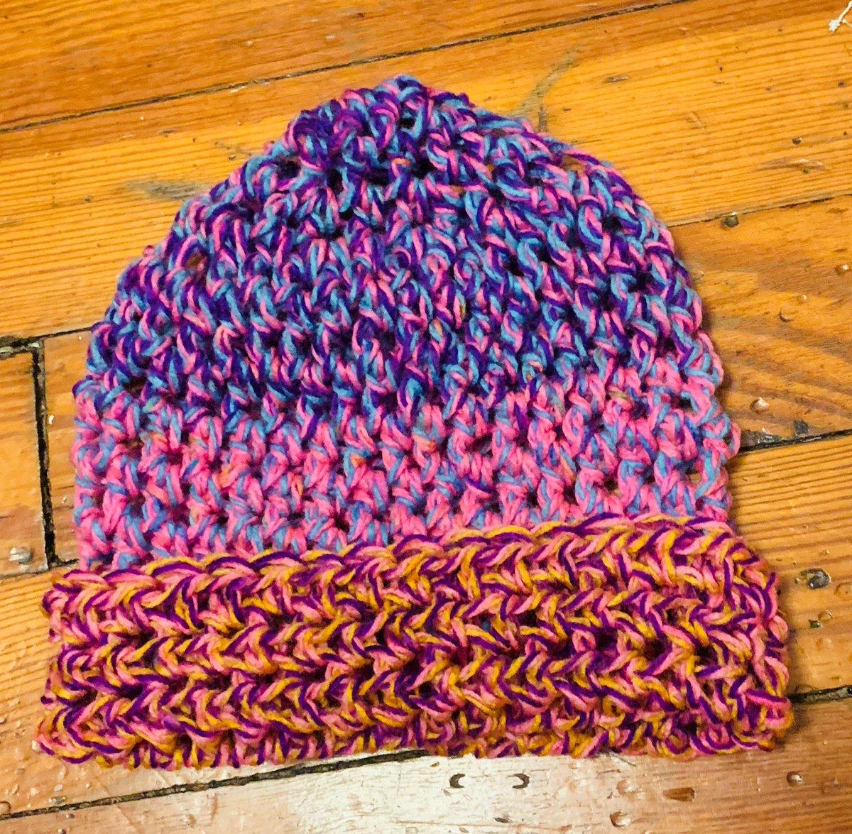 Winter ❄️ hat #hats #crochet #handmade
