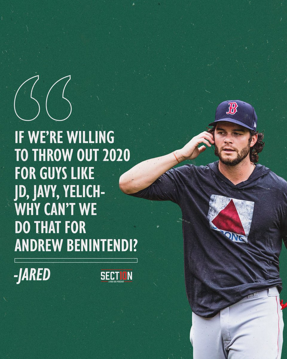 Sox getting rid of Benny too soon?