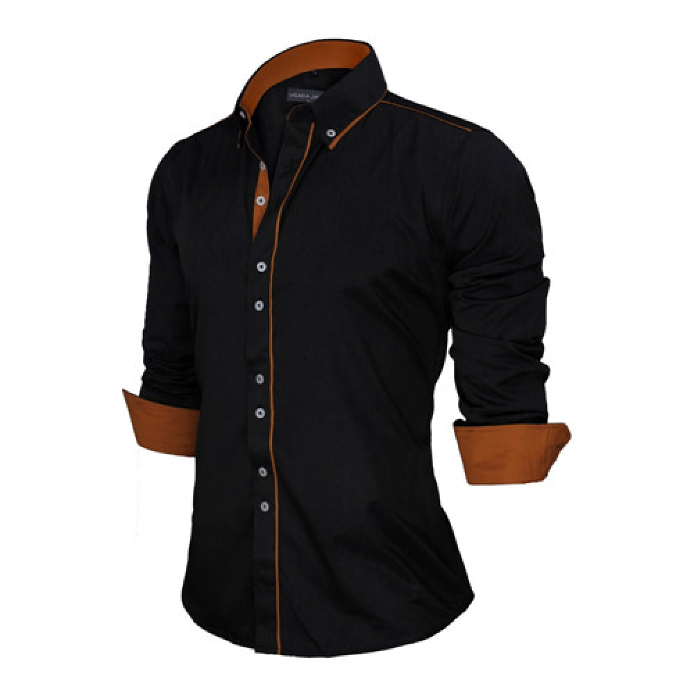 #instadaily #fashionista Slim Fit Men's Shirt