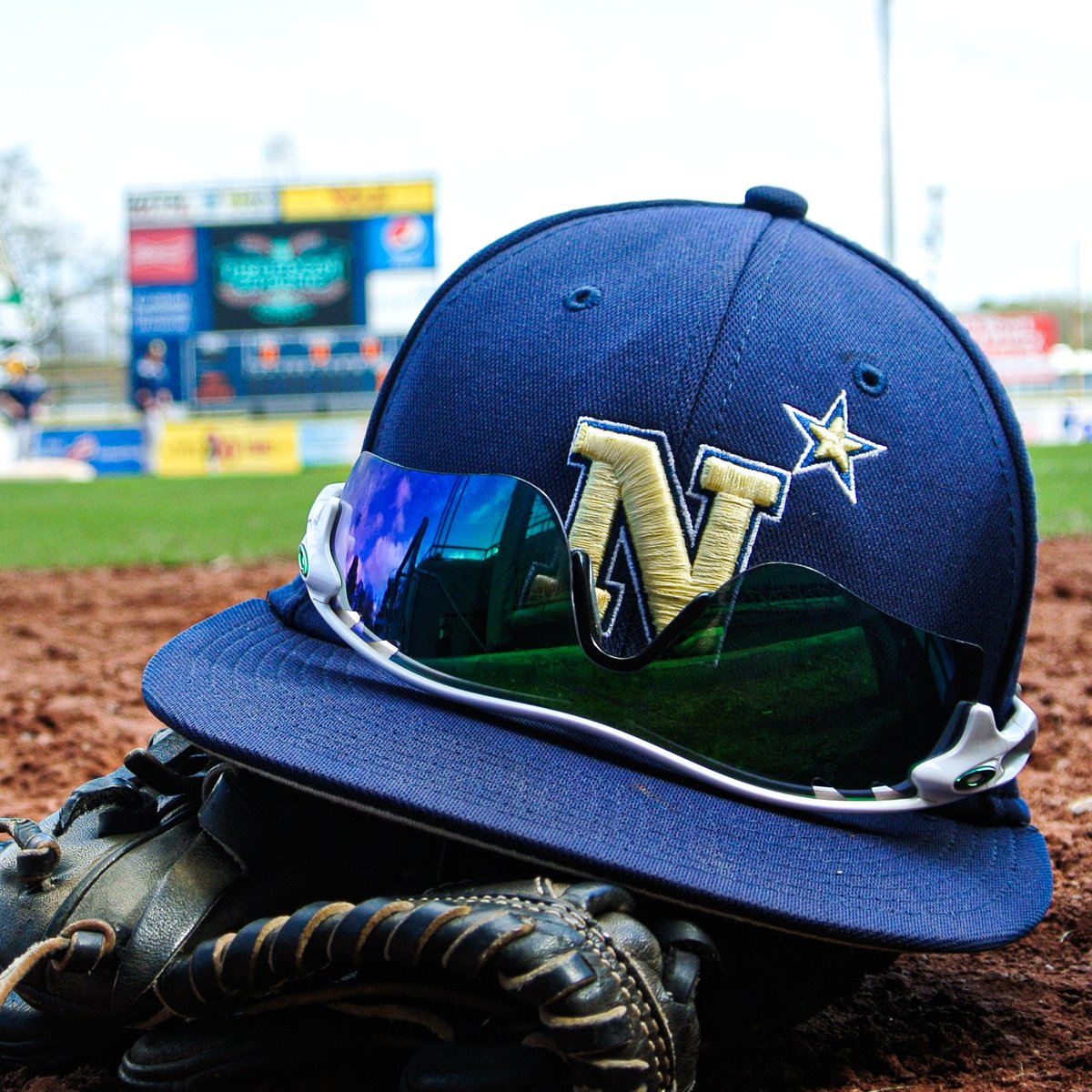 Nothing but 🔥 from us on National 🧢 Day  #GoNavy | #NationalHatDay