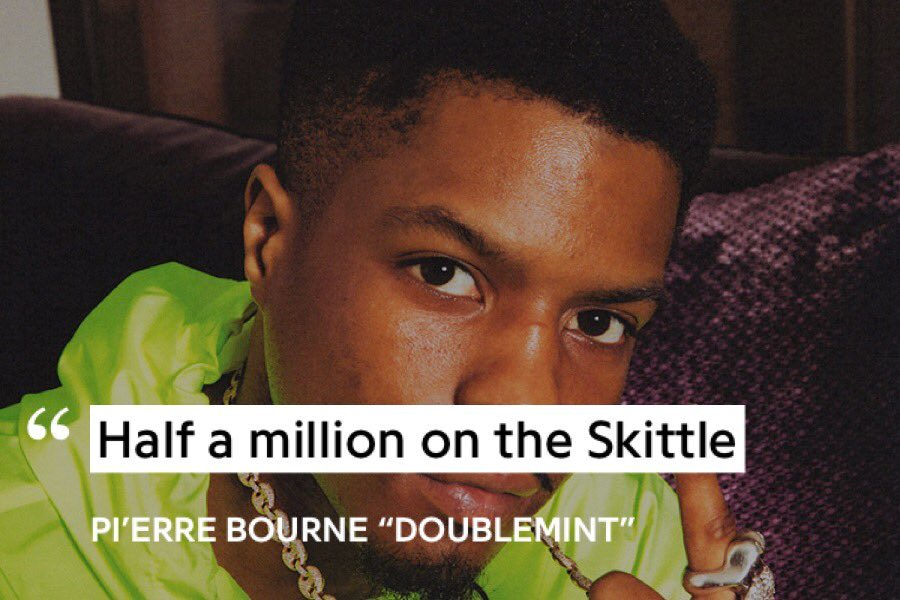 RT @tlop444: THIS LINE IN DOUBLEMINT WAS ABOUT 6ix9ine THIS WHOLE TIME LMAOOO https://t.co/siOCJxCqUf