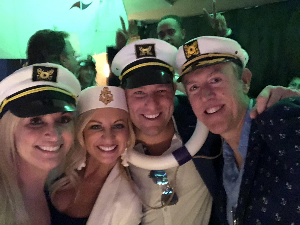Our hat of choice on #NationalHatDay is the #CaptainsHat. #YachtRockRadio #YachtRock