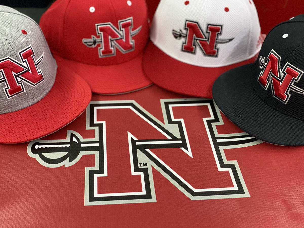 Baseball ⚾️ is coming. #NationalHatDay   #GeauxColonels l #DirtyRed 🚩