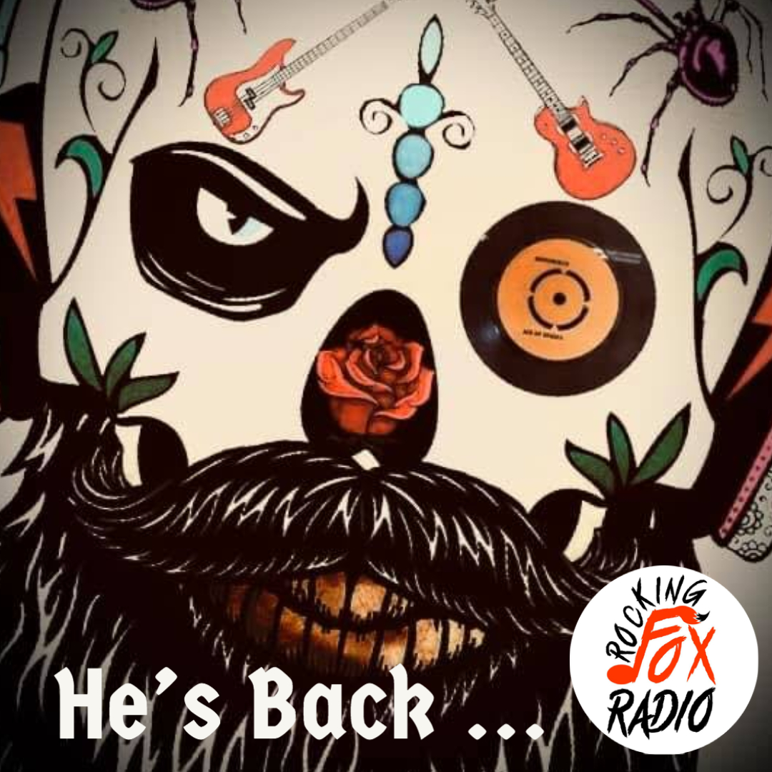 This is your 15 minutes warning that HE'S BACK AT 9PM !  2 hours of the BEST in Metal curated for you by The Metalmouth! #metalmusic #metal #metalhead #heavymetal #music #metalband #metalheads #rock #heavymetalmusic #rockmusic #hardrock #metalgirl #rocknroll #metalfan #metalbands