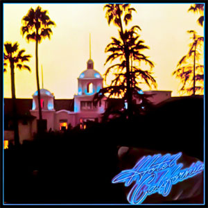 Hotel California - The Eagles 1976 . #Albums #Music