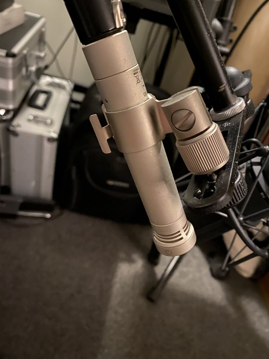 Shoutout to our little Russian companion, always delivering great results #mk012 #oktavamics #foley #gameaudio