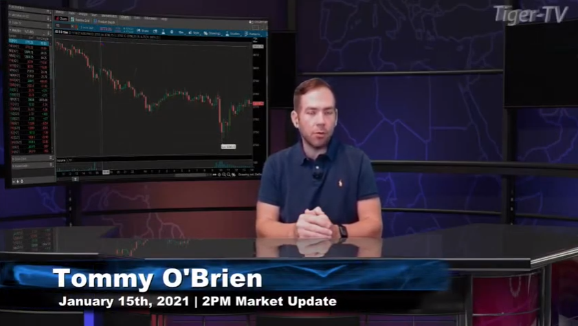 Tommy O'Brien hosts the 2PM Market News Update for Friday on @TFNN and discussed $ES $NQ $YM $GC $ZN and more! #Learntotrade #TFNN #StockMarketNews #Financialeducation #TradingView #FridayFinance #StocksToTrade #RocketEquities