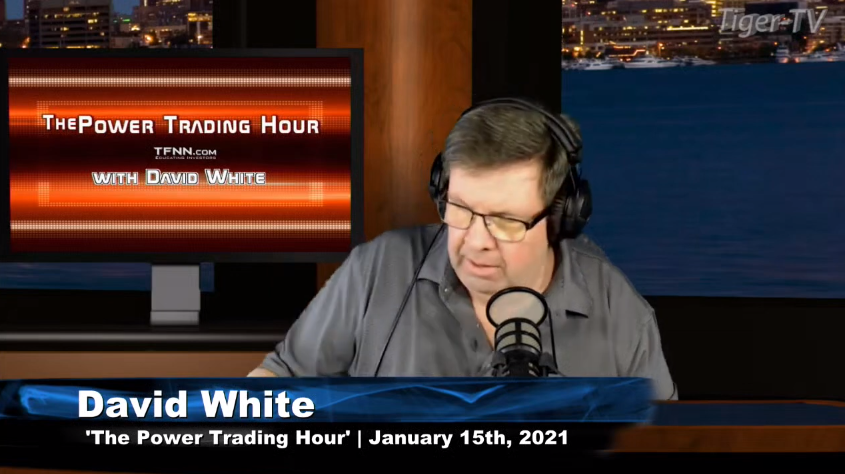David White hosts the Power Trading Hour for Friday afternoon on @TFNN and discussed $QCOM $TWTR $TLT $SPY and more! #Financialeducation #TradingView #StockMarketNews #TFNN #StocksToWatch #PathofLeastResistance #TecnhologyInsider #FridayFinance