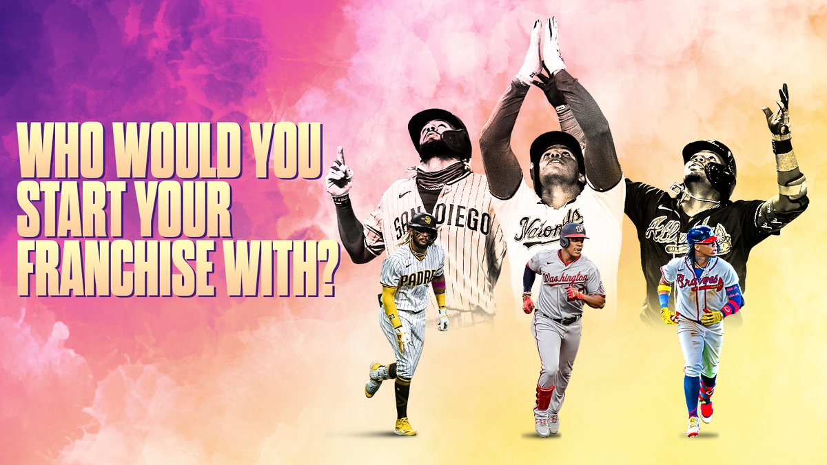 The experts have spoken ➡️   Now you are on the clock. Acuña, Soto, or Tatis? ⬇️