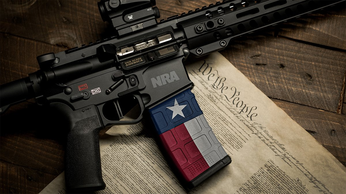 """BREAKING NEWS: @NRA Dumps New York to Reincorporate in Texas, Announces New Strategic Plan  """"This is a transformational moment in the history of the NRA,"""" says NRA CEO & EVP Wayne LaPierre.  Visit  for more info!"""