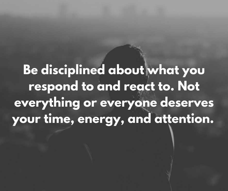 It's not always what happens that is so stressful, but how we react.  #FridayMotivation #FridayFeeling  #FollowFriday #quote