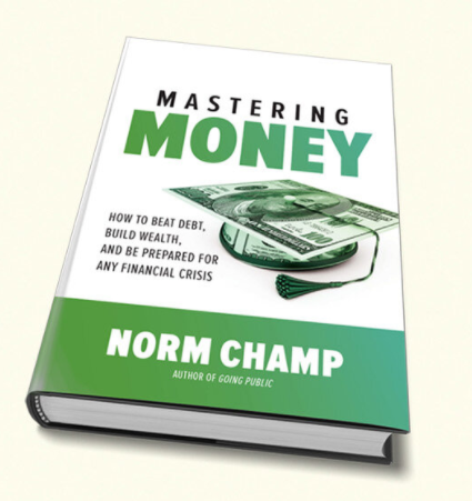 "It's never too late to plan for your financial future. As former SEC Director and author of Mastering Money @NormBChamp says, ""Make an investment plan and stick to it."" Read more in @AuthorityMgzine  #financialplanning #future #retirement #invest #NYC"