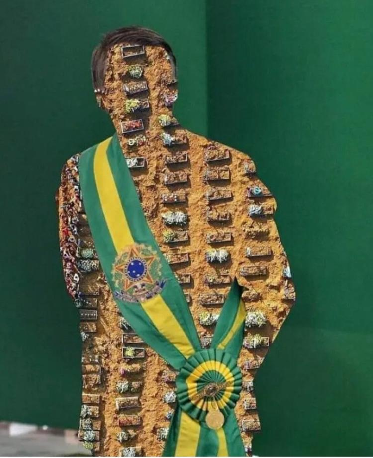 @jasonintrator Indeed  #BolsonaroGenocida  #BolsonaroGenocide #ImpeachmentDeBolsonaroUrgente