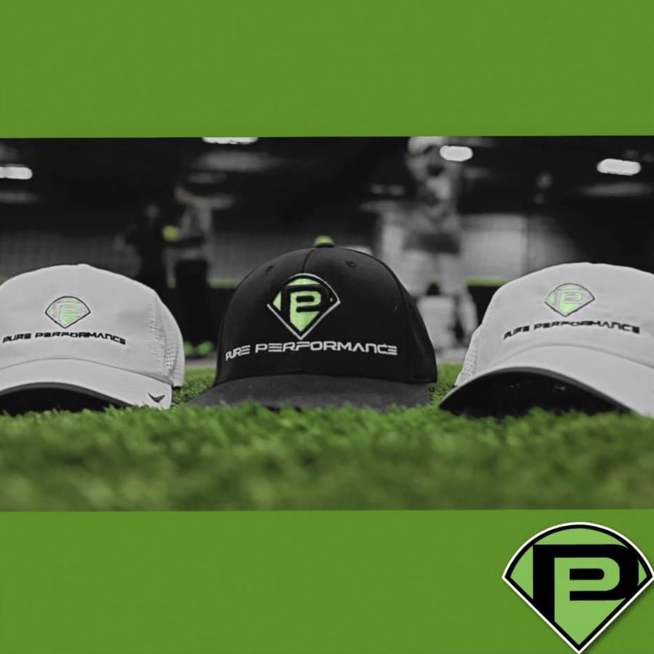 Happy #NationalHatDay from your friends at @getpureperform  . . #baseball #softball #battingcages #fairfaxva