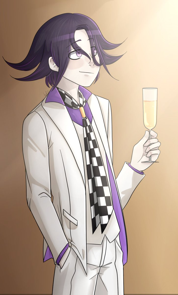 I LOVE HIS OUTFIT SO MUCH BZBZDF #danganronpa #danganronpav3 #kokichi #kokichiouma