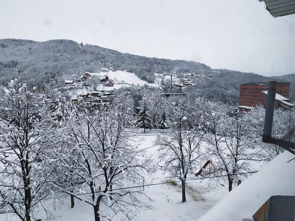 Resavica 14.01.2021. Foto Kristijan Šokac #srbija #despotovac #resava #winter #serbia #snow