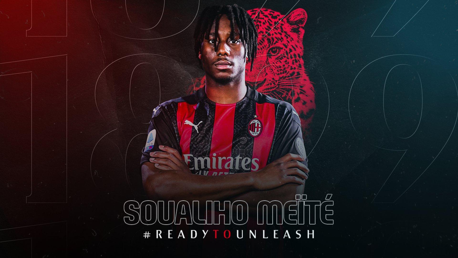 Milan rented Soualiho Meite