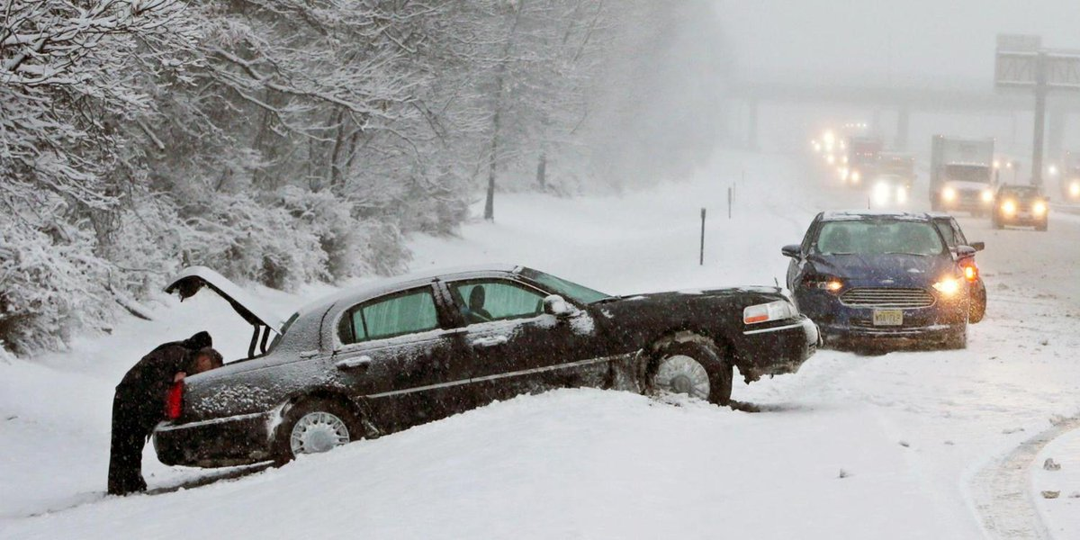 Can a winter storm car crash be your fault if you're not in the car?  — via @drivingdotca  #winter #driving