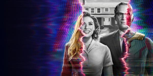 #Spoilers Avis WandaVision 1x02  #WandaVision