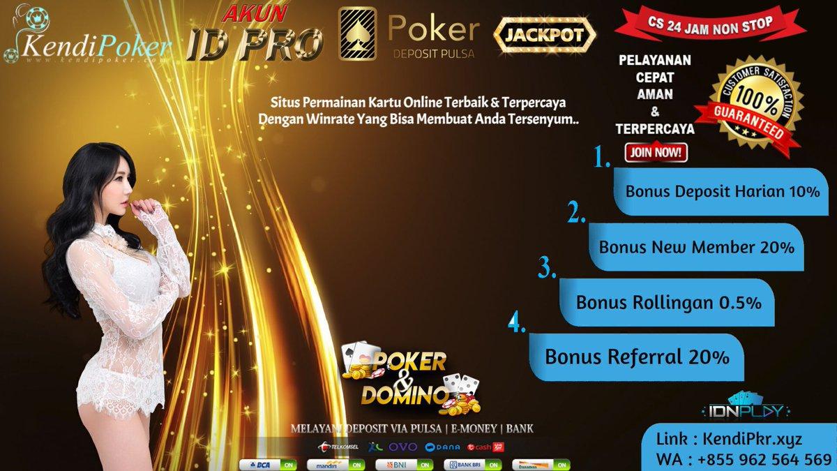 Kendi Poker Official Kendi Poker Twitter