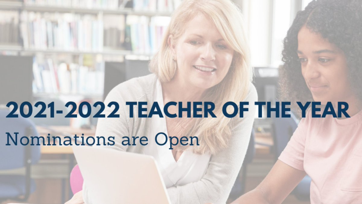 It's that time of year again! Submit your nominee for @officialSPS Teacher of the Year by clicking the link below!   #supportSPS #SPSProud