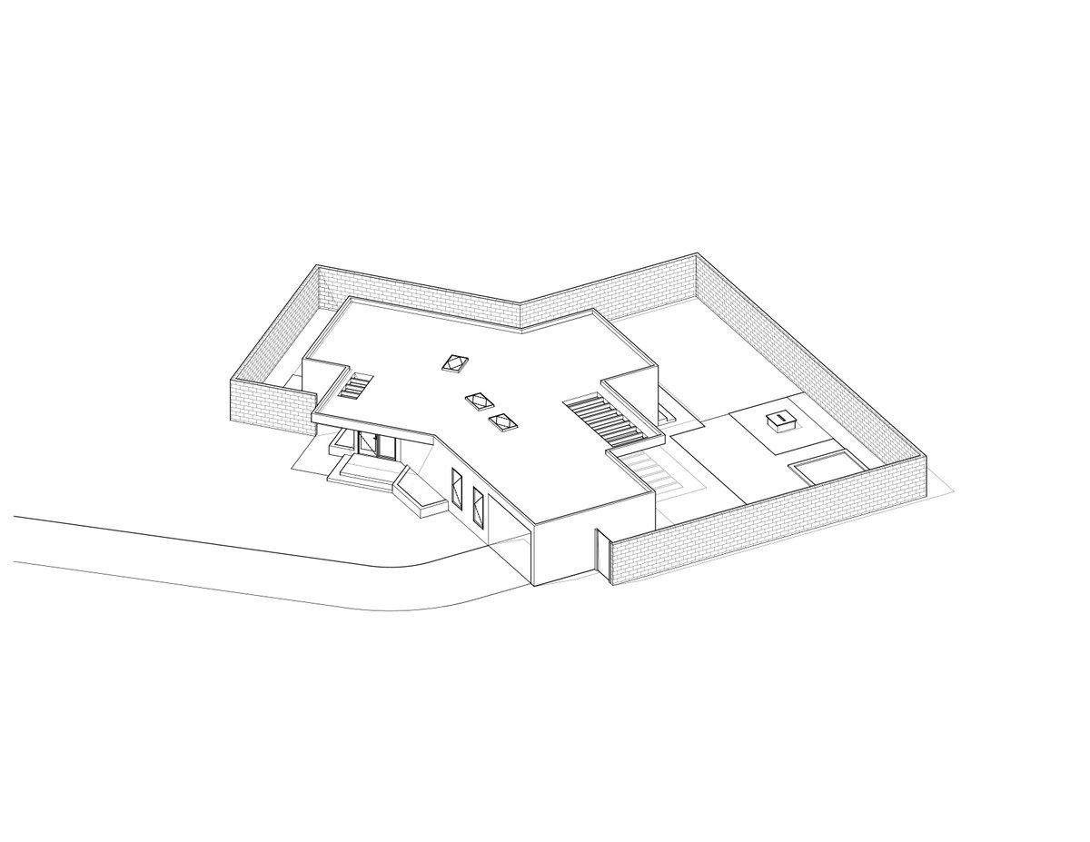 Axon #architecture #design #interiordesign #moderndesign #sciarc #twinmotion #archicad #3dmodeling #rendering #3Drendering #art #drawings #LosAngeles #designer #la #axon