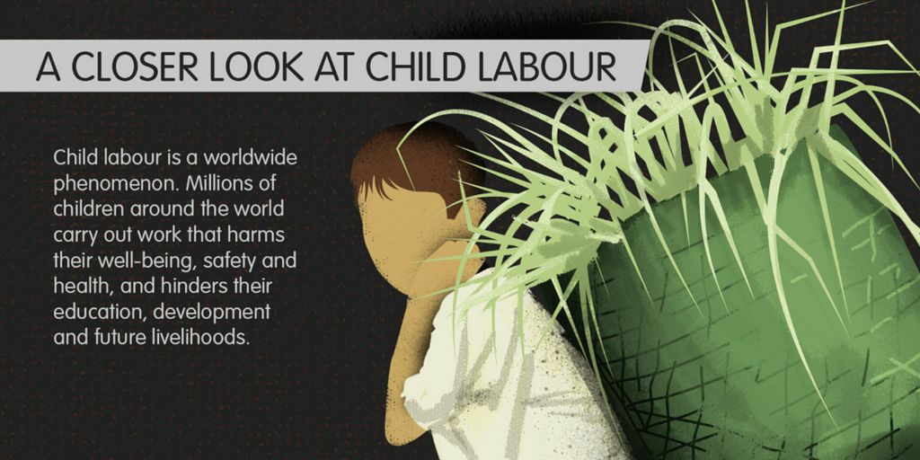 📚Learning 🌟Dreaming 🧸Playing That's what all kids should do.  But millions of girls & boys are trapped in child labour & #COVID19 has deteriorated the situation even further.  2021 is the International Year to #EndChildLabour.  via @ILO