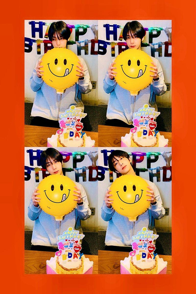15 de enero cumpleaños de #Hyungwon integrante de #MONSTAX #HappyHyungwonDay