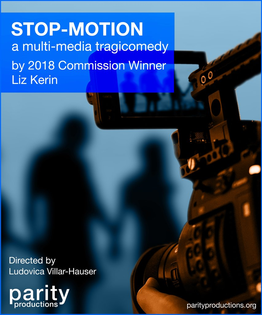 Only THREE days left to watch @liz_kerin 's #StopMotion before you have to wait for the full production! Register here to watch now: https://t.co/QvrSKch8aa https://t.co/1zB3m0iodZ